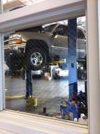 tahoe garage